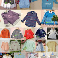 20套儿童棒针编织毛衣精品汇总