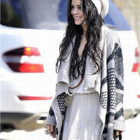 时尚从头开始 看冬日毛线帽时尚美搭