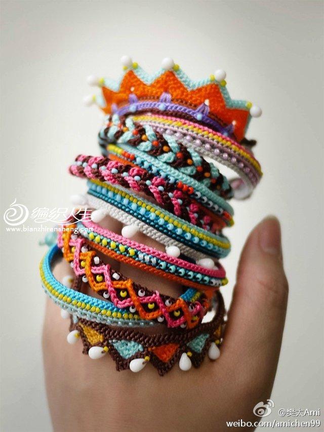 编织达人樊太ami 编织艺术渲染美丽生活