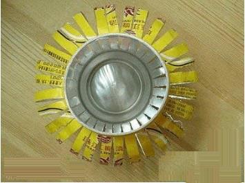 简易易拉罐小灯笼制作