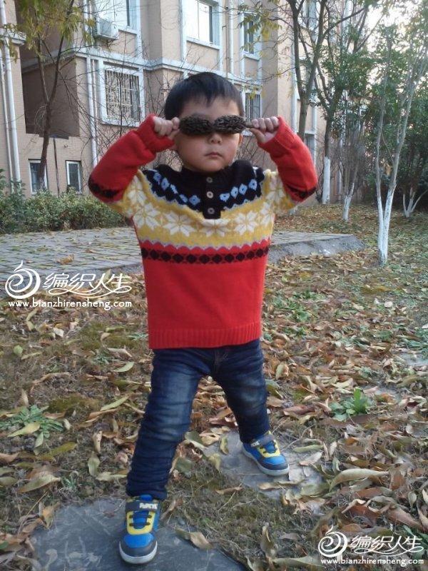 小帅哥毛衣