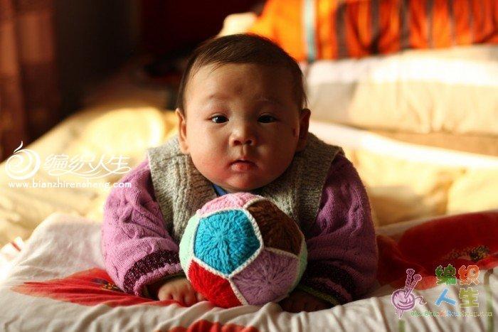 宝宝玩具球