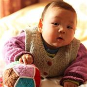 宝宝玩具之钩针彩色足球