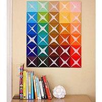 折纸艺术品手工DIY教程