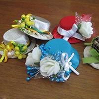 瓶盖制作可爱小帽子教程