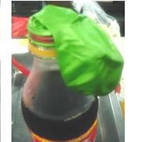 可乐吹气球手工小实验