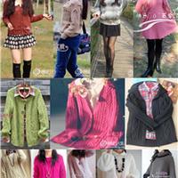 20款棒针女士毛衣精品汇总(2014年11月)