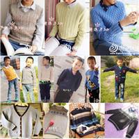 17款棒针男童毛衣精品汇总(2014年10~12月)