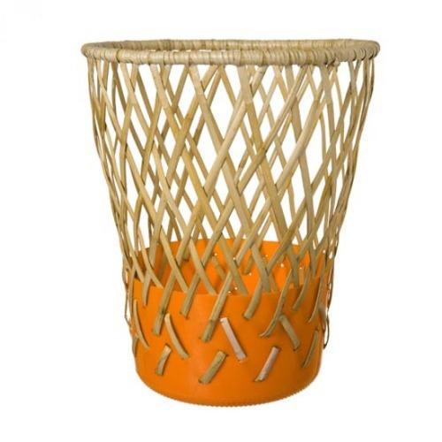 塑料与竹编创意手工diy教程