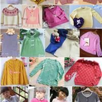 19款棒针女童毛衣精品汇总(2014年10~12月)