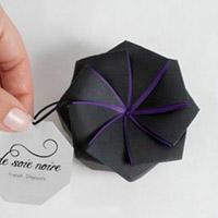 创意小包装盒手工折纸教程