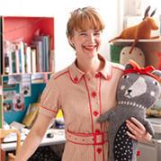 针织艺术家Donna Wilson 织物传递温暖