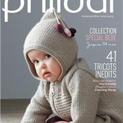 仿法国针织杂志款宝宝连帽外套超详细教程