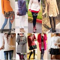 21款女士棒针毛衣精品汇总(2014年12月)