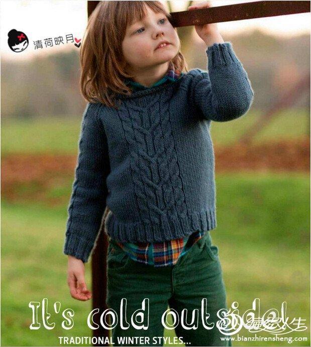 欧美男童毛衣