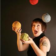 不断挑战让设计无拘束的美国针织设计师Mary Scott Huff