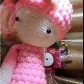lalylala小羊人钩针玩偶视频教程