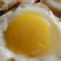 鸡蛋创意 1个煎出7个