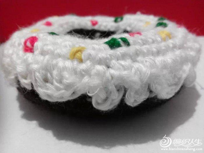 钩针甜甜圈