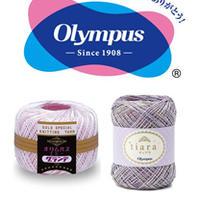 日本蕾丝线 奥林巴斯丝线olympus thread品牌介绍