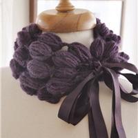时尚也可以很简单 5款简约不落俗套的创意围巾