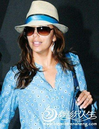 2011夏季流行帽子 欧美明星教你如何搭配