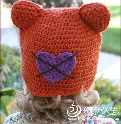 动物元素儿童编织