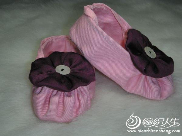 多种宝宝鞋毛线编织图案