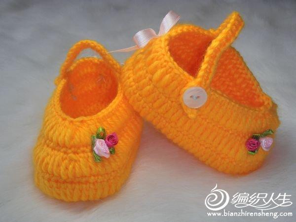 编织资讯 世界手工新闻 多种宝宝鞋毛线编织图案