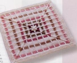 一些钩针编织的美丽地毯图片欣赏