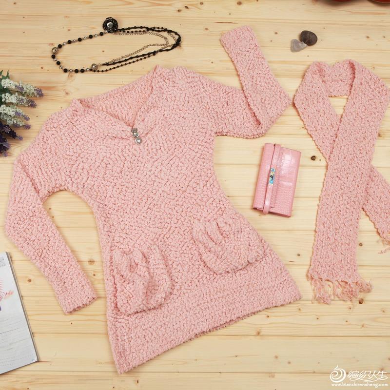 2011时尚新款女式毛衣图片