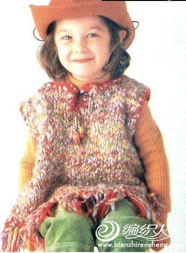 多款儿童毛衣编织教程