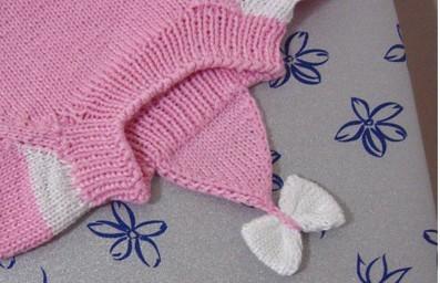 女式儿童毛衣教程 打造甜美小公主