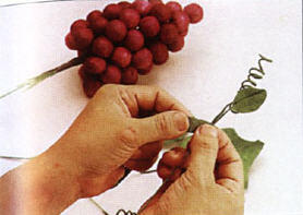 折纸大全之葡萄折法图解教程