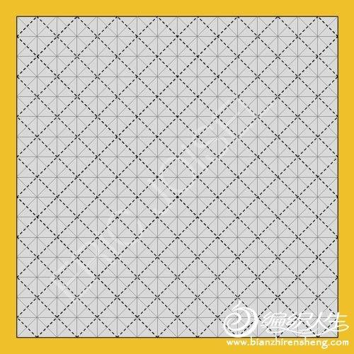 复杂折纸大全之小刺猬.-编织人生移动门户