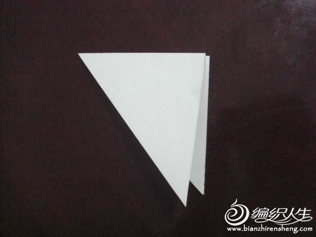手工折纸制作桃子的详细图解