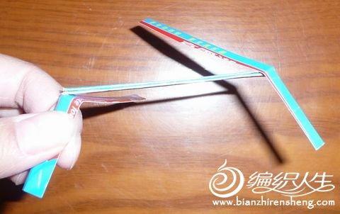 牙膏盒废品手工制作步骤