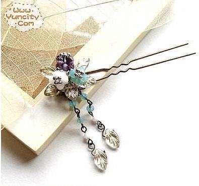 一些漂亮的串珠饰品