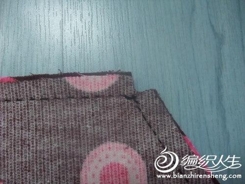服装剪裁图样之儿童背带裤制作方法图解教程