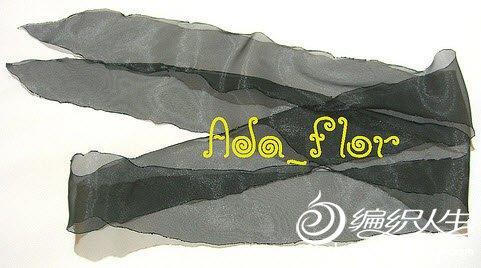 DIY手工制作布艺丝绸小花教程