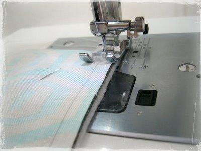手工DIY制作布艺三角笔袋详细图解