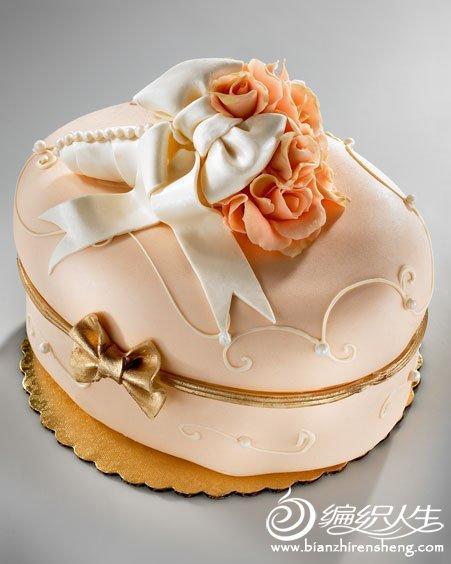 布艺手工制作 各色美味蛋糕图片