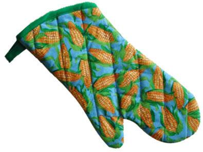 手工制作隔热长手套的过程图解
