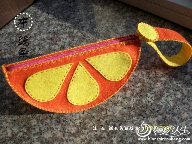 手工制作diy不织布小饰品图片