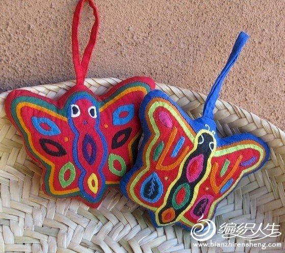 传统拼布图案 散发浓郁中国风
