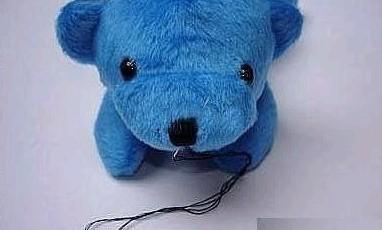 手工布艺 可爱小熊的制作教程