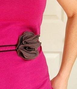 DIY花朵布艺,手工缝制花头花朵