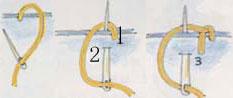 十字绣基础针法