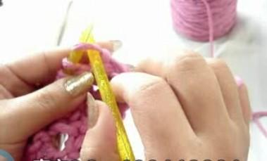 情侣围巾的织法围巾鱼骨针的织法(图片教程) 新手MM专贴