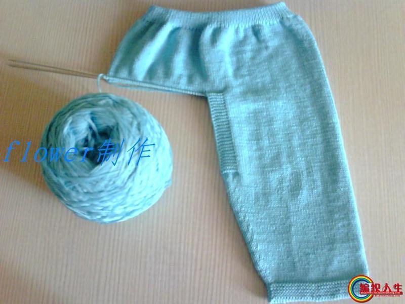 [实例教程]——开裆小棉线裤